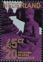 NVPH 995- 60e verjaardag prins Bernhard