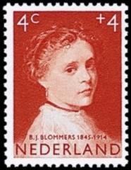 NVPH 702 - Kinderzegel 1957