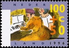 NVPH 1675 - Zomerzegel 1996