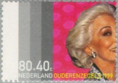 NVPH 1818 - Zomerzegel 1999