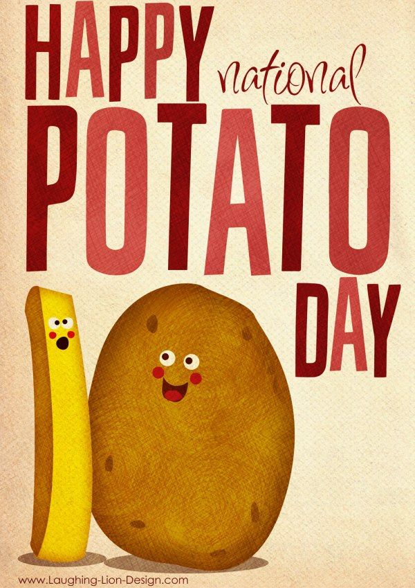 national potato chip