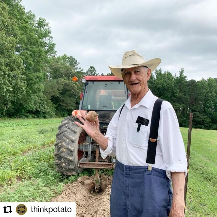 NZ potato farmer