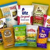 Utz Quality Foods becomes Utz Brands; to go public