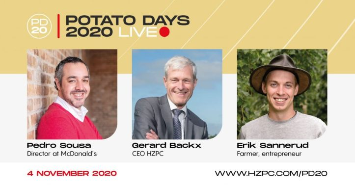 HZPC Potato Days 2020 Speakers