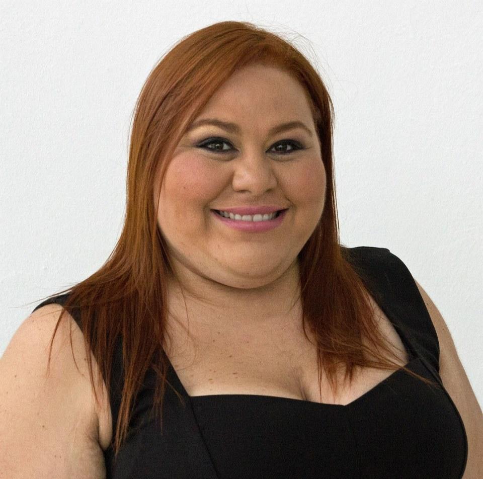 Zally Colon Headshot en podcast Potencial Millonario con Felix A, Montelara