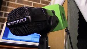 Sennheiser Mic Audio Dice Network