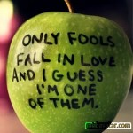 Why do fools fall in love? – Euticus Mola