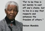 Nelson Mandela Quotes that I love