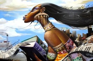african woman 9