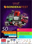 Come join the fun, Sondeka Fest is here!