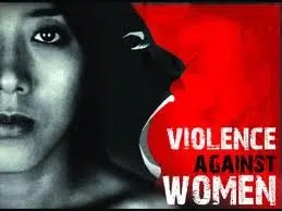 Speak out against violence against women