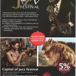Attending the Cape town Jazz festival?