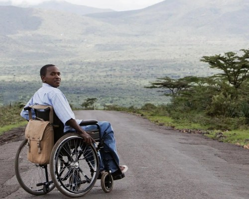 Zack is an example of one person who has a never give up attitude. Disability is not inability.