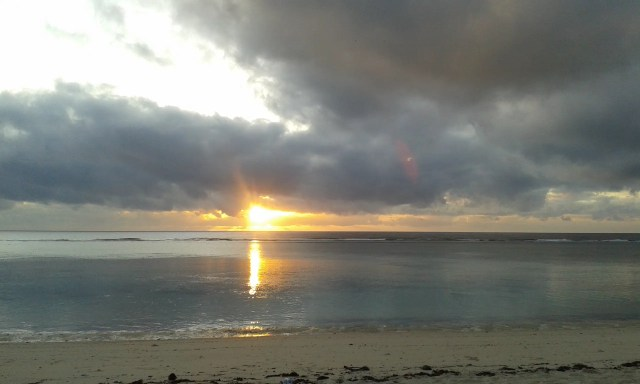 Sunrise in Tiwi