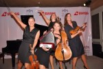 Salut Salon bring the house down at charity dinner at Villa Rosa Kempinski