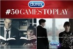 Durex heats up the bedroom with #50GamesToPlay
