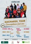 Adawnage Band To Perform In Machakos This Easter