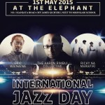 Aaron Rimbui and Friends' concerts to celebrate #JazzDay