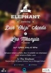 Dan Chizi Aceda Live At The Elephant This Friday