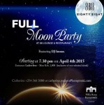 Villa Rosa Kempinski is having a full moon party