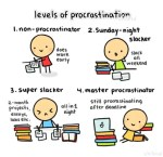 How to stop procrastinating