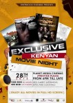 Riverwood creates movie night to celebrate Kenyan movies