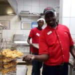 Visiting the KFC Kitchen: How it works
