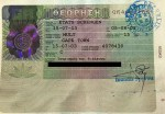 Five memorable visas on my passport