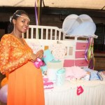 Bernice Mugambi's friends planned a surprise baby shower for her courtesy of OLX
