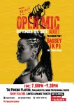 Nigerian-American Poet Bassey Ikpi will be performing at the September Kwani? Open Mic