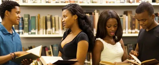 Campus students. Image from http://www.jetmag.com/life/the-yard/stomping-yard-promoting-diversity-campus/