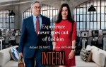 The Intern has lessons to teach on love, marriage and business - Movie Review