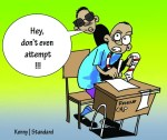 When parents and students conspire to cheat in exams, what kind of society are we building?