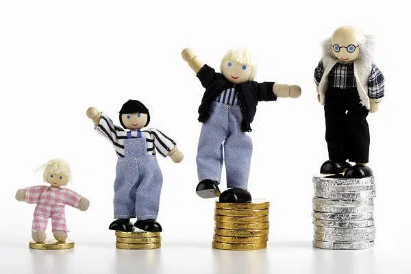 Saving for retirement should start as soon as possible. Image from http://www.tax-saving-professionals.com/the-days-are-gone-for-the-simple-ease-of-management-llc-3/