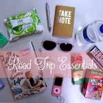 Road trip? Some travel essentials for the journey