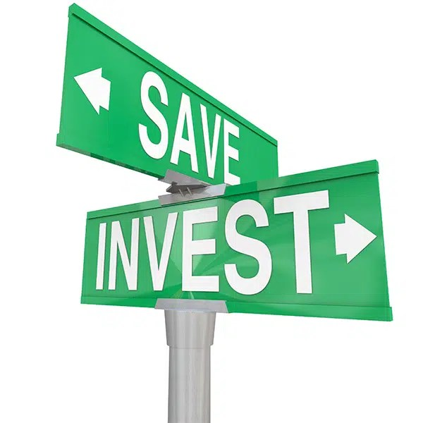 To save or invest, that is the question! Image from http://www.moneysavingexpert.com/savings/which-saving-account