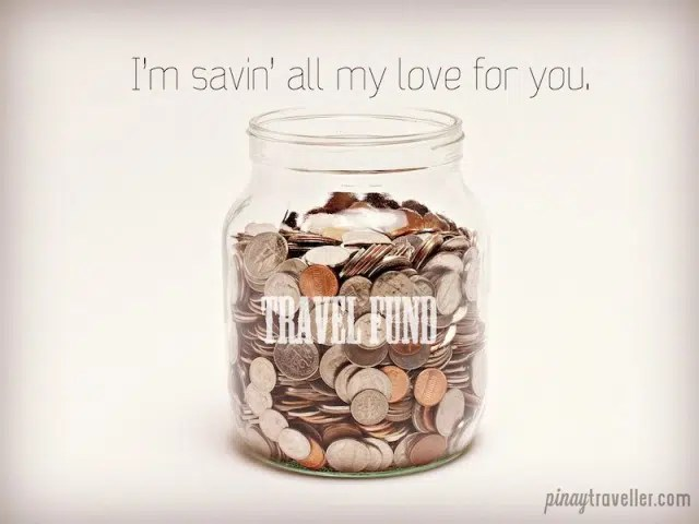 Saving for travel. Image from http://pinaytraveller.com/archives/8862#