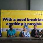 Blue Band unveils good breakfast initiative to boost school performance