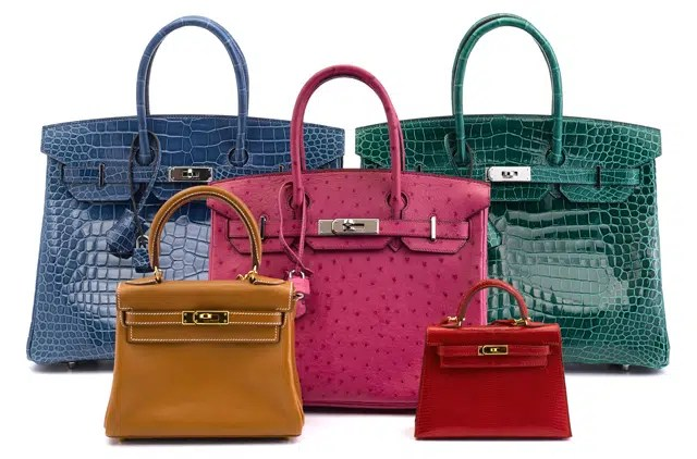 Different handbags. Image from http://ow.ly/Yv6ep