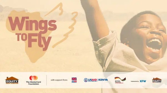 Equity Bank wings to fly. Image from http://equitygroupfoundation.com/wingstofly/donate/faq.php