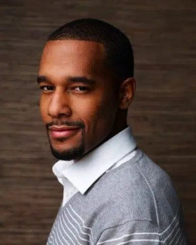 Handsome black man. Image from https://www.pinterest.com/pin/242912973622387351/