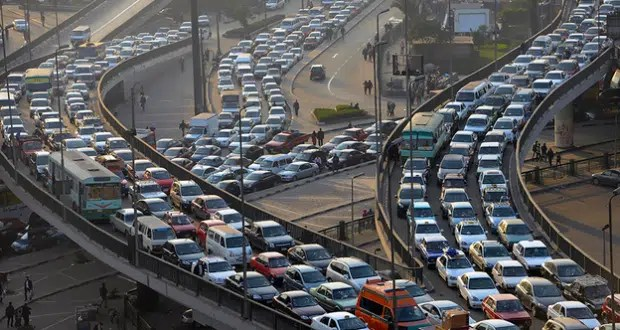 Traffic jam. Image from http://citifmonline.com/2015/08/15/kenyan-college-students-invention-easing-traffic-in-nairobi/