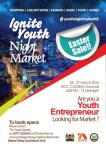 Ignite Youth Night Market is the first of its kind in the country