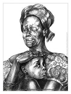 Mother crying. Image from pinterest.com