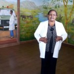 Safaricom Marathon: Interview With Faith Kobia, Lewa Clinic Nursing Officer