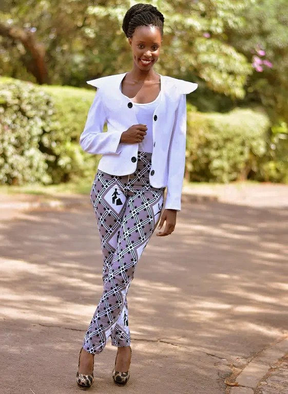 TAI COAT with BINTI TROUSER Shiyenze Fashion