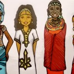 Beyond The Gloss; Here Is What Being A Girl In The 21st Century Africa Means