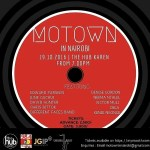 Motown In Nairobi: A Chance To Get Down To Some Groovy Music This Thursday