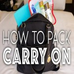 Travel: 5 Things You Should Have In Your Carry-On Bag
