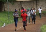 By Playing Some Sports Blindfolded We learnt How Challenging It Is To Be A Blind Athlete - Standard Chartered Run With Henry Wanyoike